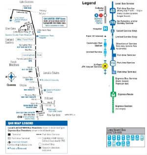 Q46 Bus Route Union Turnpike