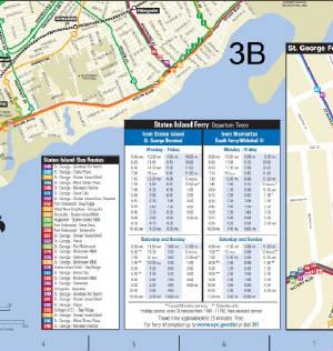 Bus Schedule To Staten Island Mall