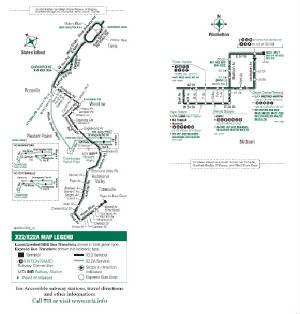 X22a Bus Outerbridge Park Amp Ride West Shore Pkwy