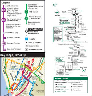 X Bus Schedule Staten Island