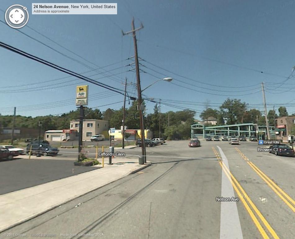Great Kills Service Station Staten Island